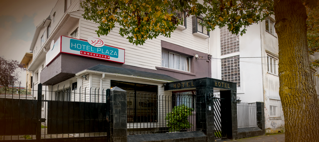 Hotel Plaza Concepción